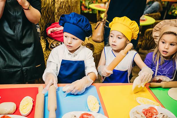 Кулинарные мастер-классы для детей в тюмени